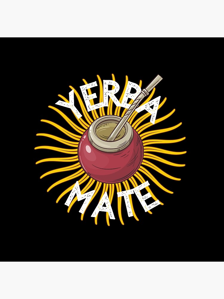 Yerba mate herbal tea leaves and twigs by ds-4