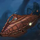 Carsified - The Nautilus by FeralToaster