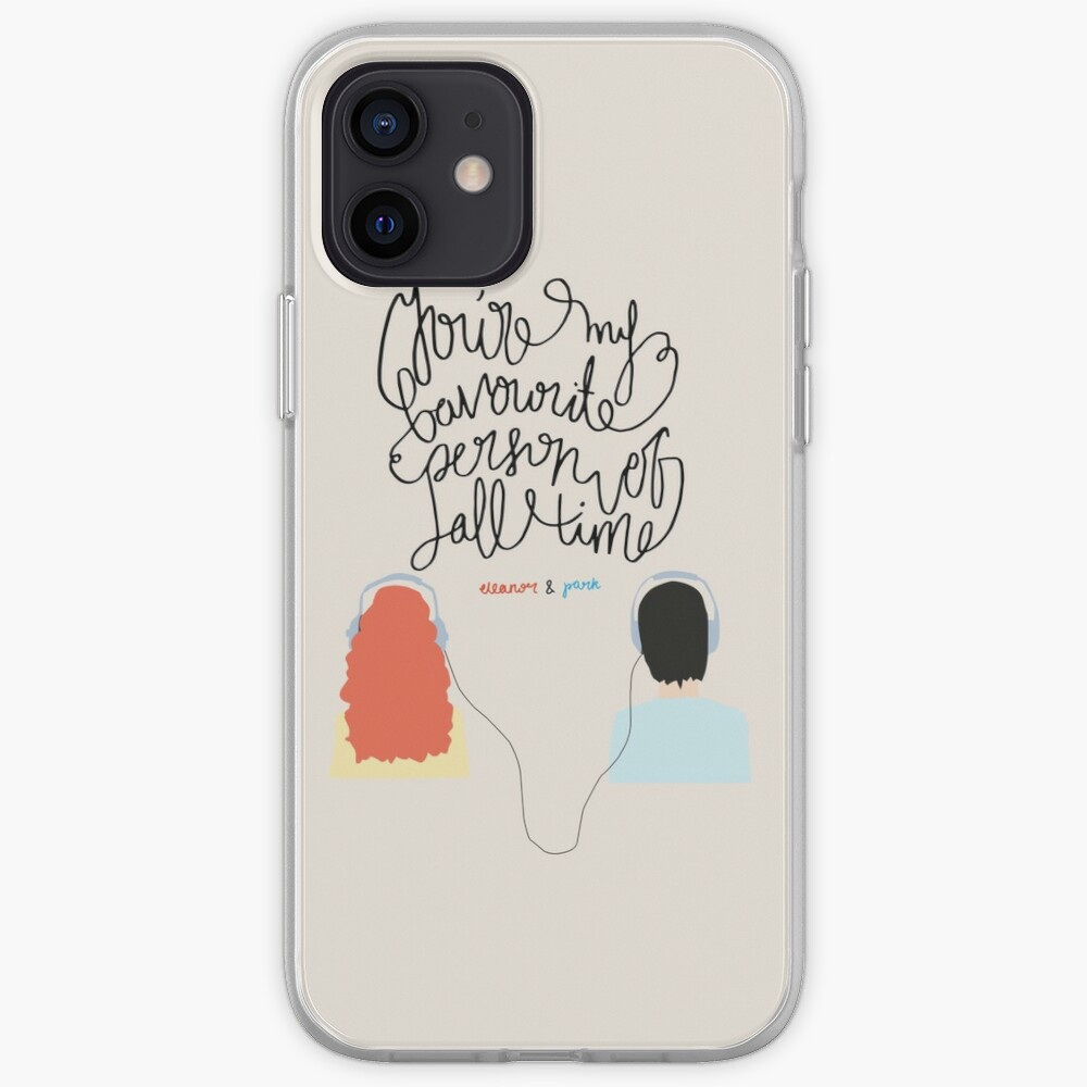 """""""You're my favourite person of all time"""" iPhone Case & Cover"""