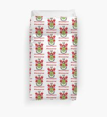 County Donegal Coat of Arms Duvet Cover