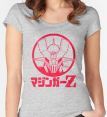 Mazinger Women's Fitted Scoop T-Shirt