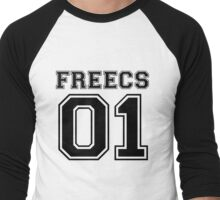 Hunter x Hunter - Gon Freecs Varsity  Men's Baseball ¾ T-Shirt