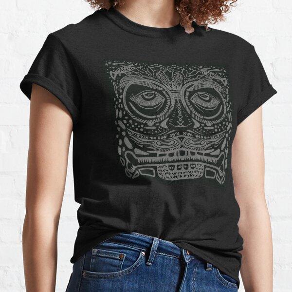 Skeleton Mask Classic T-Shirt