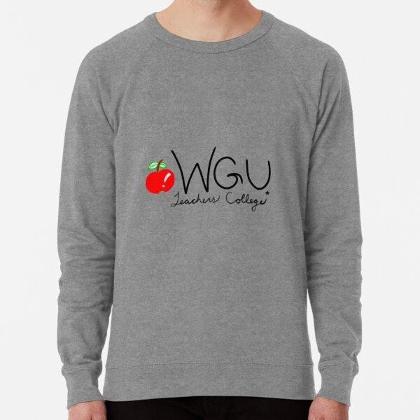 WGU Teachers College Lightweight Sweatshirt