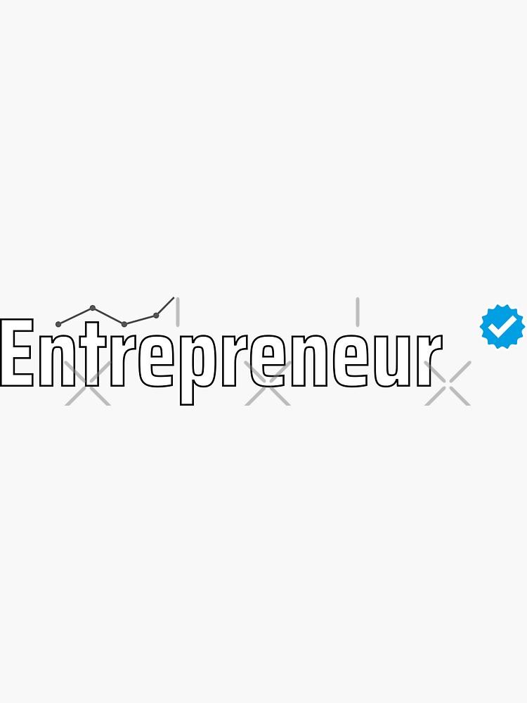 Verified Entrepreneur by a-golden-spiral