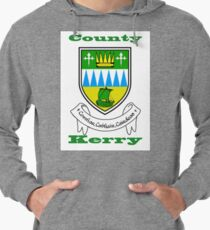 County Kerry Coat of Arms Lightweight Hoodie