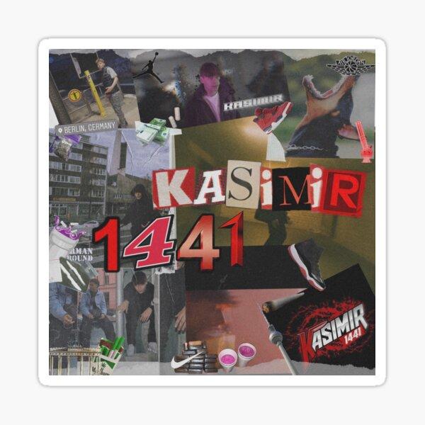 Kasimir 1441 Collage  Sticker