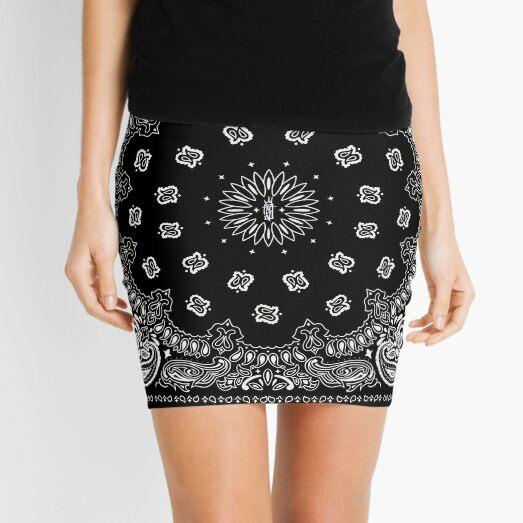 Bandana custom  Mini Skirt