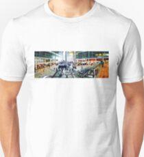 Copenhagen Airport, DENMARK Unisex T-Shirt