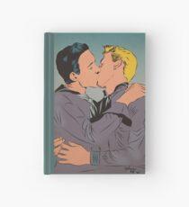 Sailor Kiss Hardcover Journal