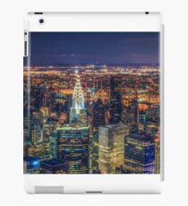 Vinilo o funda para iPad In new york