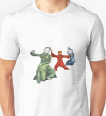 3 Female Martial Artists T-Shirt