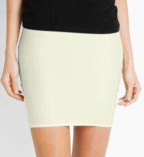Citrine White Mini Skirt