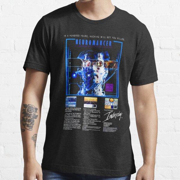 NEUROMANCER Essential T-Shirt