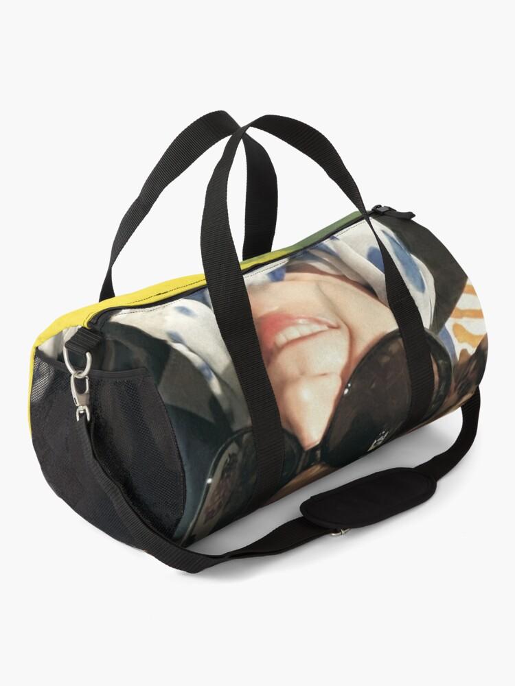 Alternative Ansicht von Funky Taurus Bed Spreads Sporttasche