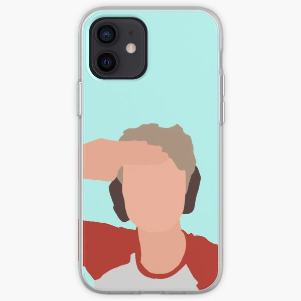 Tommyinnit dropart (salut) iPhone Soft Case