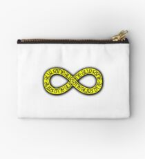 Awesome Infinity Ambigram (reversible image - Horizontal) Studio Pouch