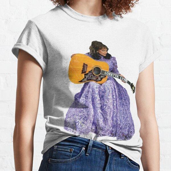 Top Selling Loretta Lynn New Classic T-Shirt