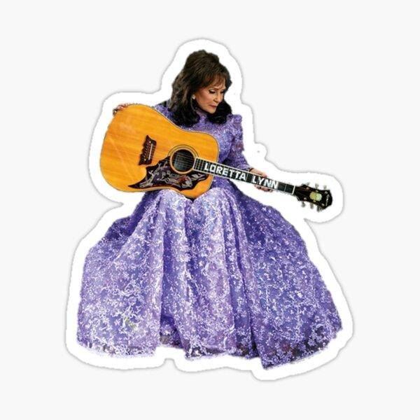 Top Selling Loretta Lynn New Sticker