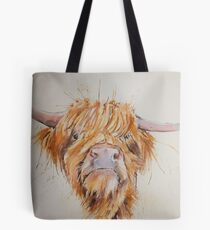 Cheeky Highlander! Tote Bag