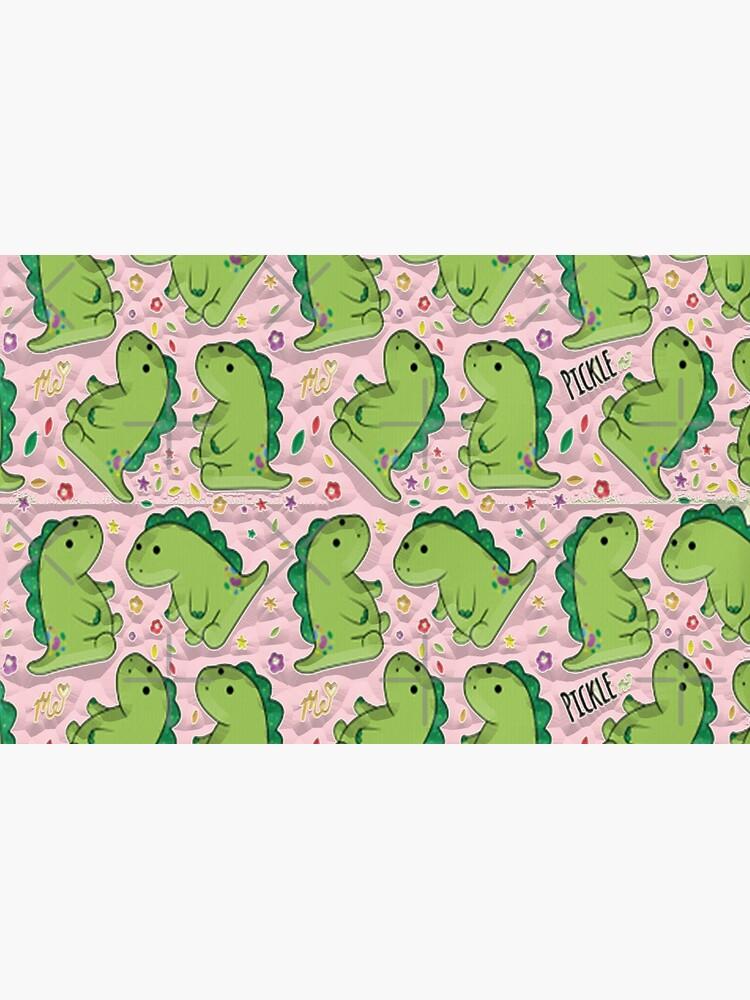 Moriah Elizabeth Pickle The Dinosaur by franktact