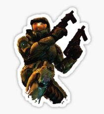Master Chief Sticker
