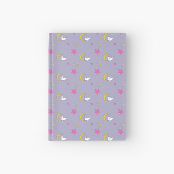 usagi's bed sheets  Hardcover Journal
