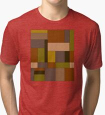 Abstract #370 Tri-blend T-Shirt