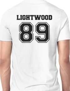 LIGHTWOOD 89 - The Mortal Instruments - Shadowhunters Unisex T-Shirt