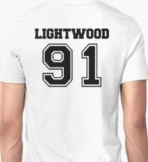 LIGHTWOOD 91 - The Mortal Instruments - Shadowhunters Unisex T-Shirt