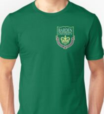 Barden University Crest Unisex T-Shirt