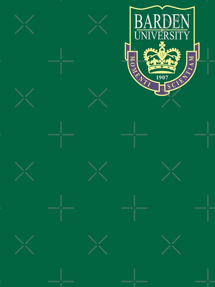 Barden University Crest by expandable