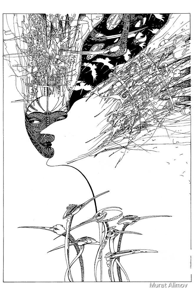 Graphics 009 by Murat Alimov