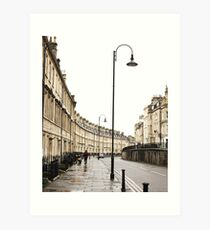 The Paragon, Bath Art Print