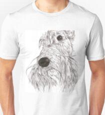 Scottie Sketch Unisex T-Shirt