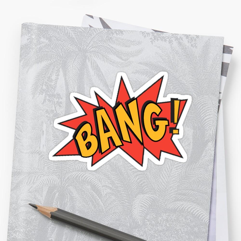 Bang! by nicicky