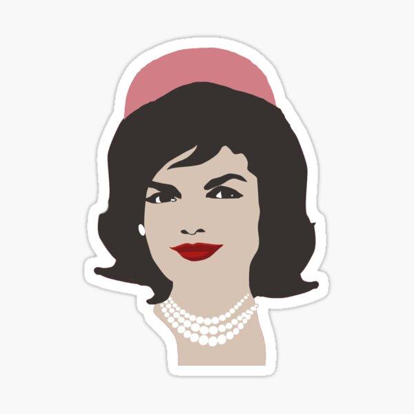 Jackie Sticker