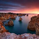 Marinha Sunrise by Michael Breitung
