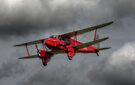De Havilland DH.90 Dragonfly  by Nigel Bangert