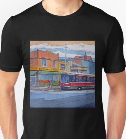 The Roncesvalles Car  T-Shirt
