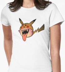 PikaBoo! Womens Fitted T-Shirt