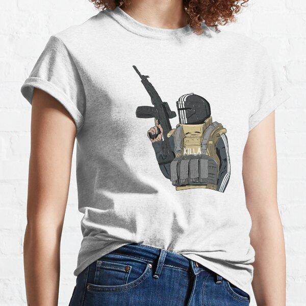 Killa - Escape de Tarkov Camiseta clásica