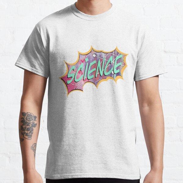 Science! Pop Classic T-Shirt