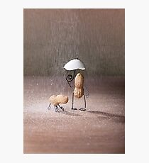Simple Things - Bad Weather Photographic Print