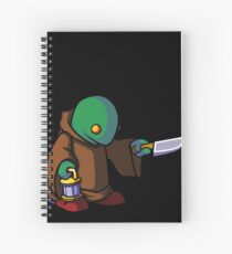 Doink! Spiral Notebook