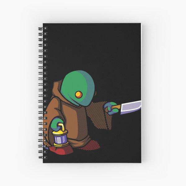 Doink! Spiral Notebook