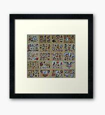 Sailor Jerry 20 Framed Print