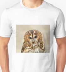 Tawny Owl head shot T-Shirt
