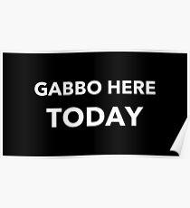 Gabbo Gabbo Gabbo! Poster