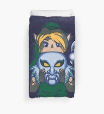 Gesichter des Helden - Zora Bettbezug